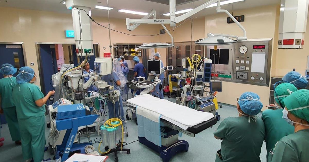 10 Elementos esenciales en las salas de operaciones