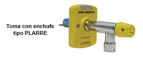 Medicinales para de gases tipos conectores