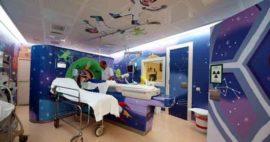 Diseño Espacios Hospitales