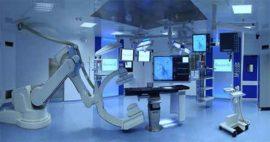 Sala De Cirugía Híbrida O Quirófano Híbrido