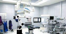 3 opciones para iluminar la sala de operaciones un hospital