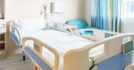 3 tipos de consolas para habitaciones hospitalarias