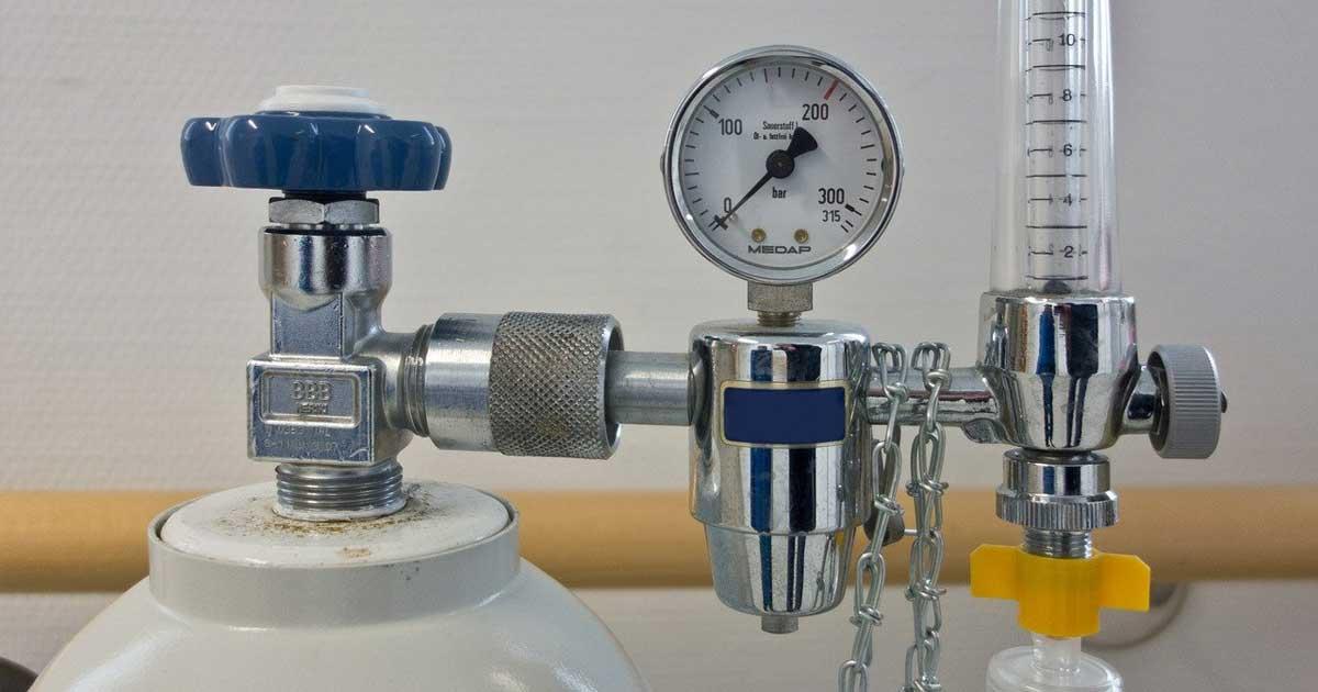 4 problemas que pueden evitarse al utilizar gases medicinales