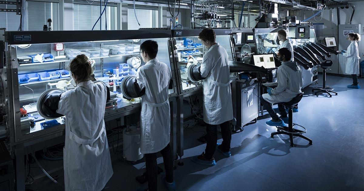 5 Tendencias para laboratorios de última generación
