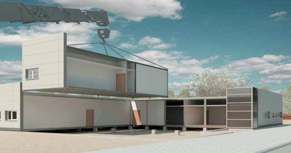 5 Ventajas de la construcción modular hospitalaria
