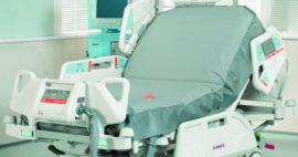 5 características de las camas para cuidados intensivos
