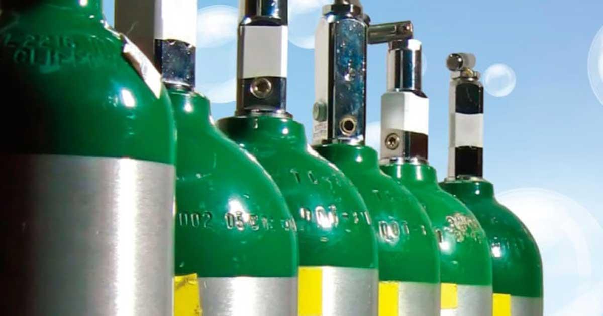 5 tipos de gas medicinal más empleados en centros de salud