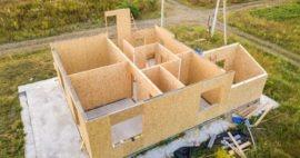 6 componentes de construcción en un edificio modular