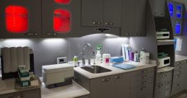 6 eficientes sistemas prefabricados de laboratorios