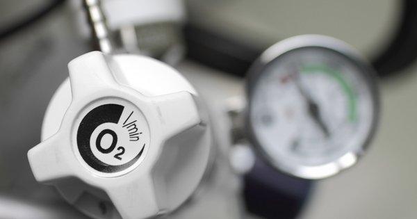 7 equipos necesarios en una red de gases medicinales