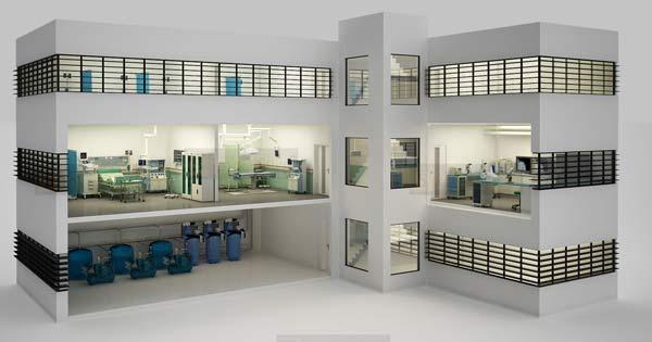 8 Consejos Para El Diseño De Hospitales