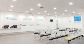 8 Zonas clave de un Hospital y cómo iluminarlas