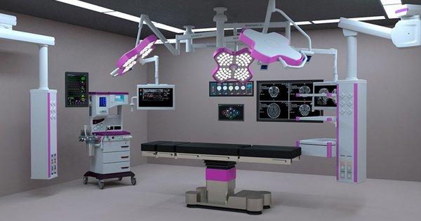 8 útiles sistemas arquitectónicos hospitalarios
