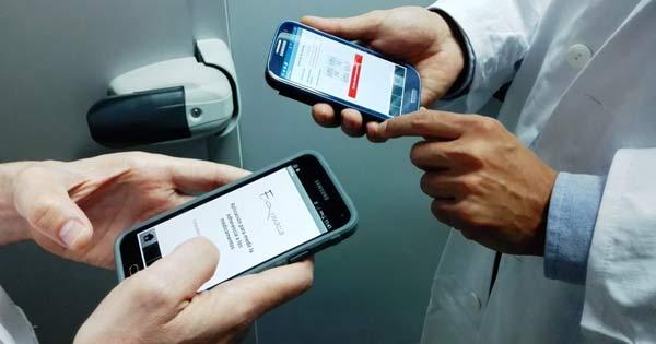 Aplicaciones Móviles Forman Parte De La Solución Para Hospitales