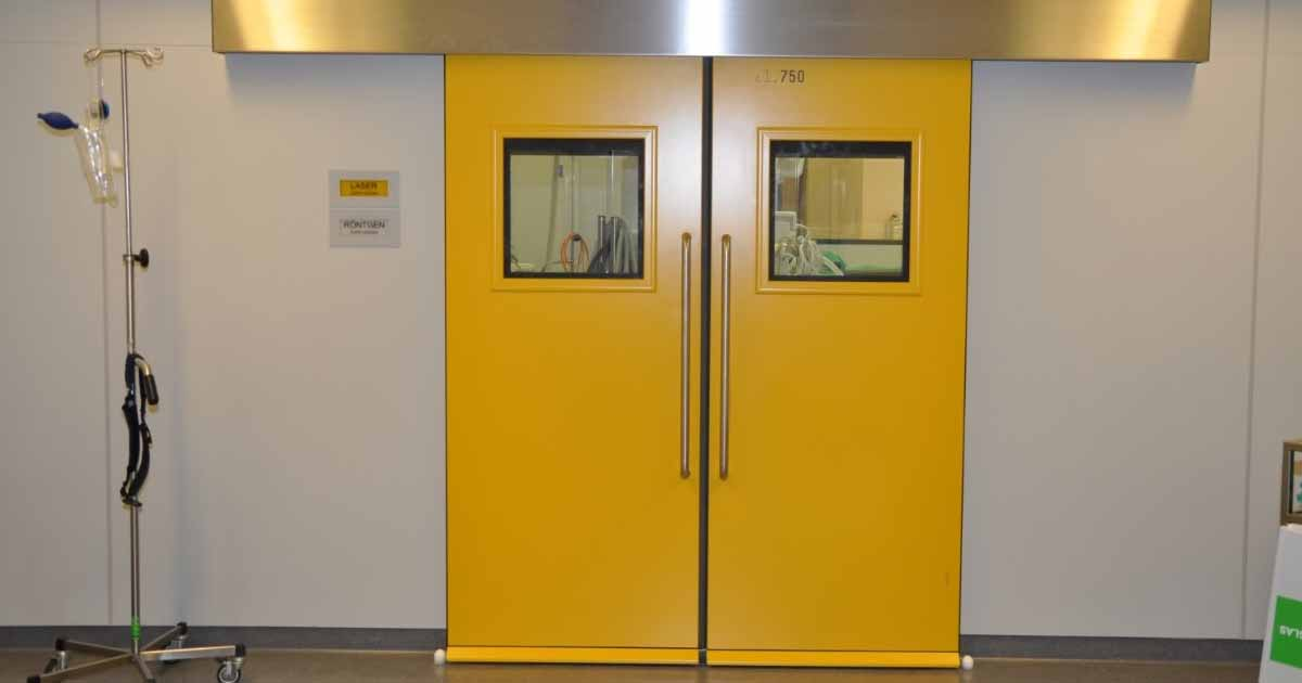 Beneficios de las puertas herméticas abatibles automáticas