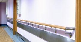 Características de los sistemas de protección para paredes