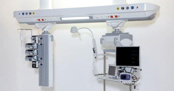 Clave del futuro de los equipos para hospitales integración