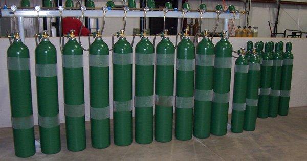Claves en el almacenamiento y transporte de gases medicinales