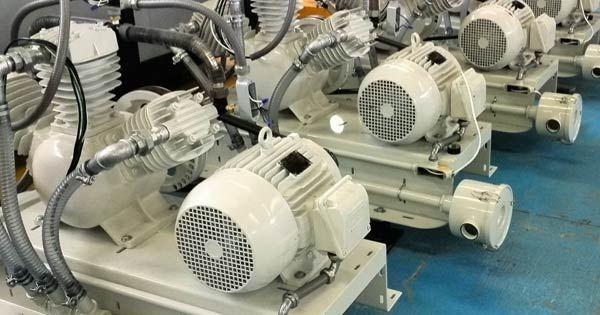 Claves para comprar e instalar un compresor de aire Grado Médico