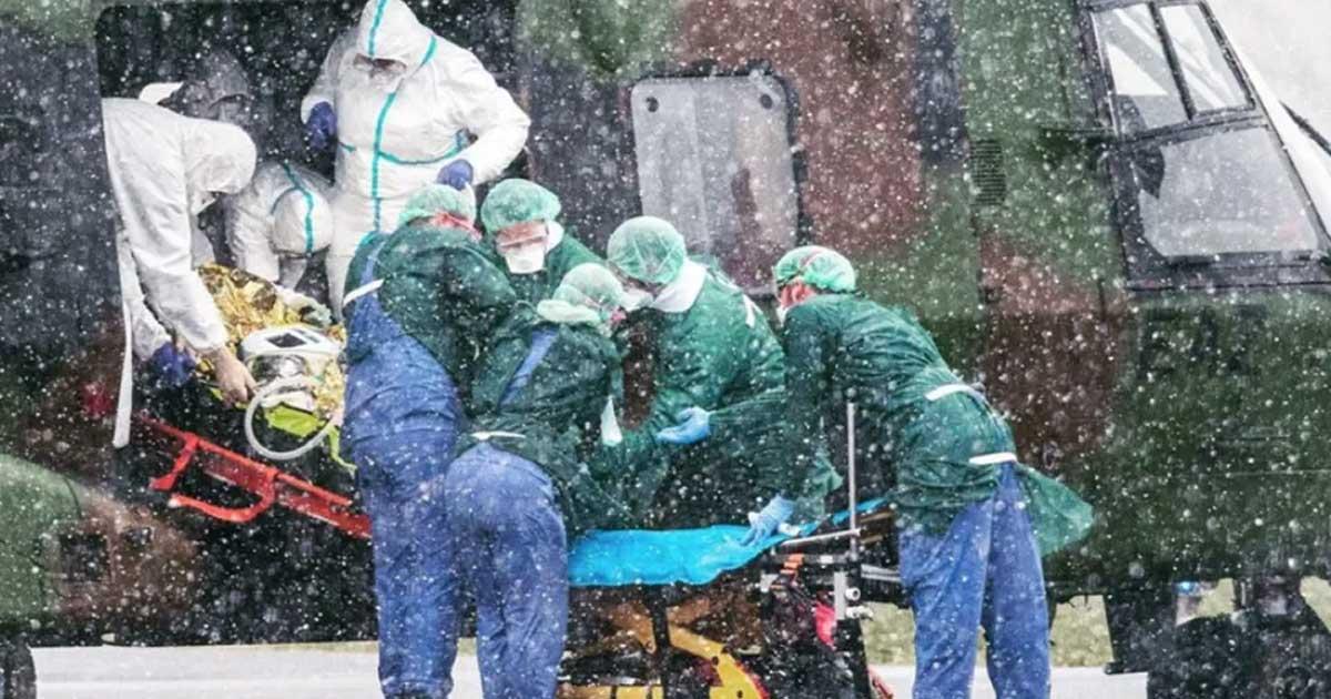 Cómo afectan las condiciones climáticas extremas a un hospital