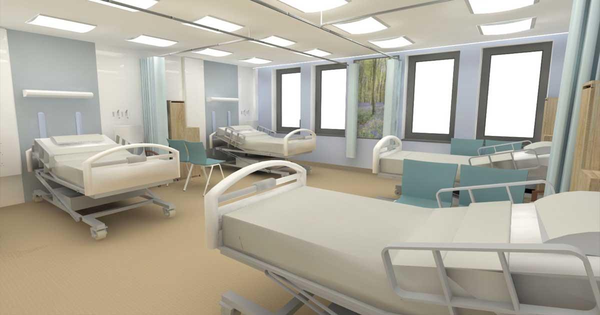 ¿Cómo diseñar hospitales para las nuevas generaciones?