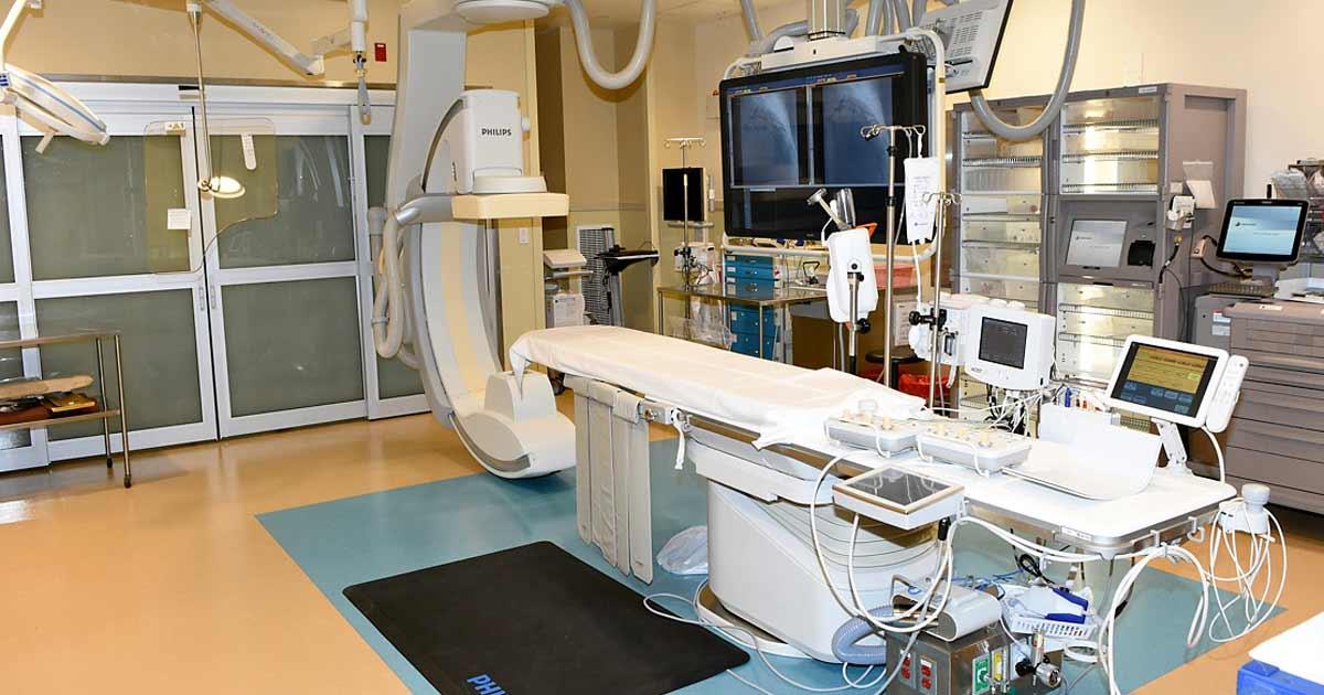 ¿Cómo diseñar un laboratorio de cateterización cardíaca?