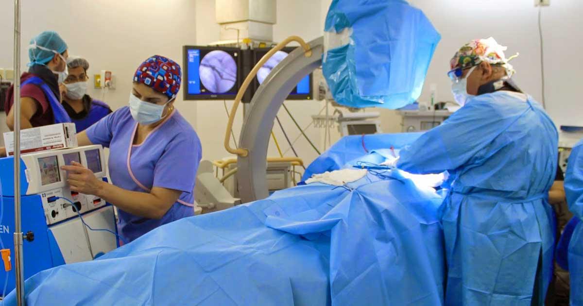 Cómo garantizar la seguridad y eficacia en una sala de cirugía