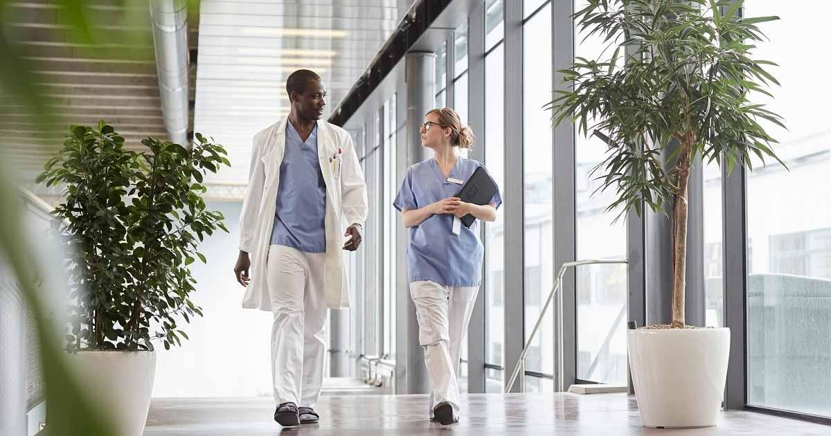 Cómo los hospitales se comprometen con el medio ambiente