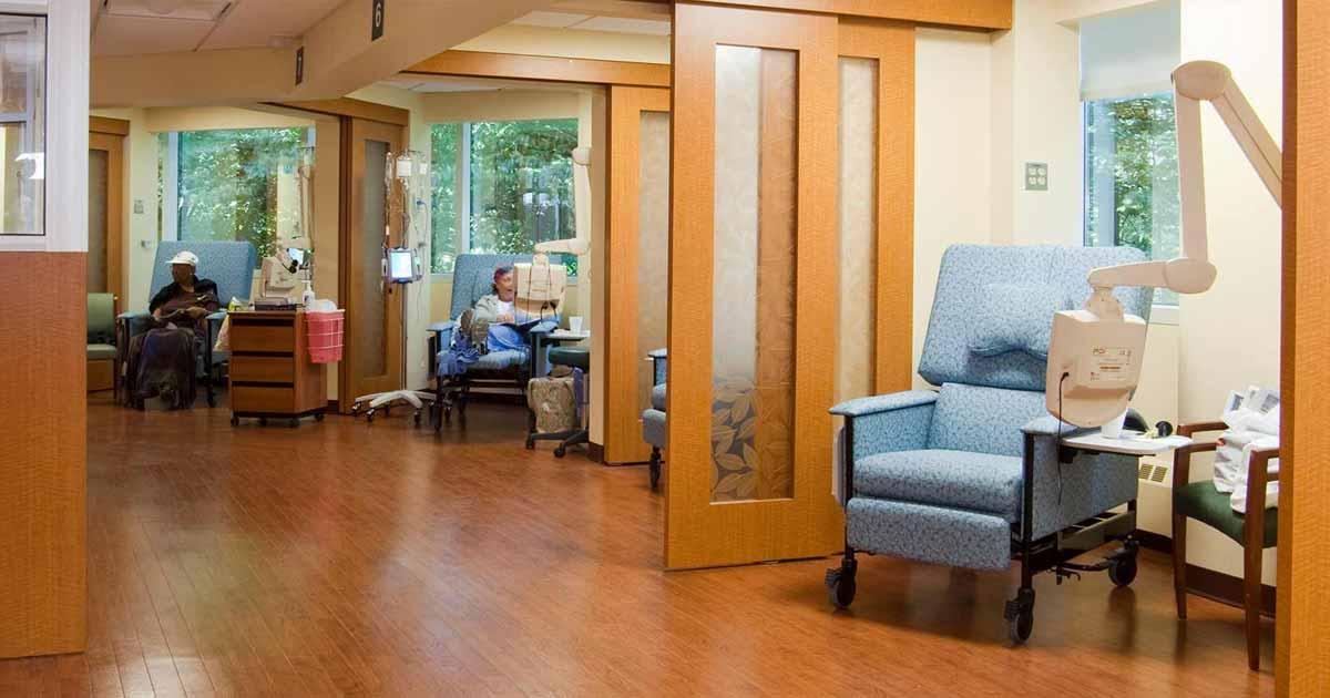 Cómo mejorar en las salas para terapia de Infusión