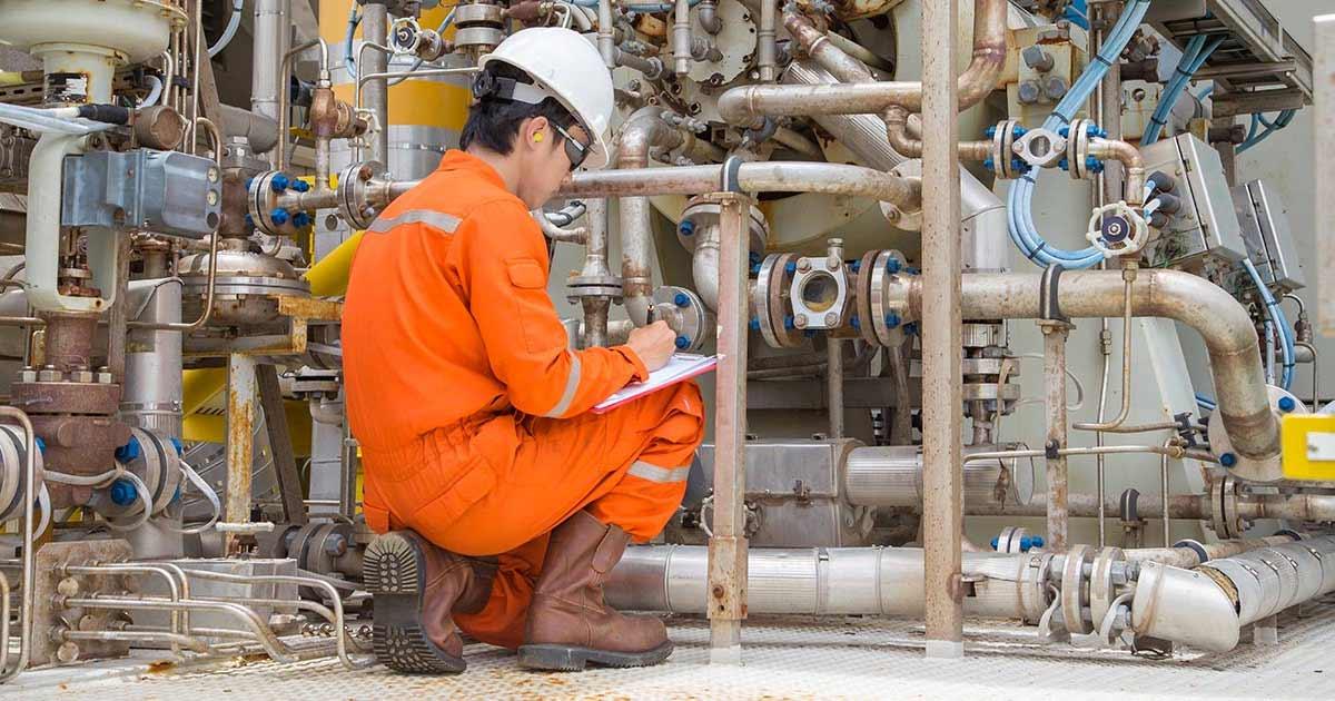 Cómo planificar una inspección de sistemas de gases medicinales