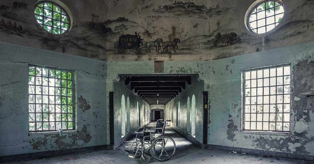 Consideraciones en el diseño de Hospitales Psiquiátricos