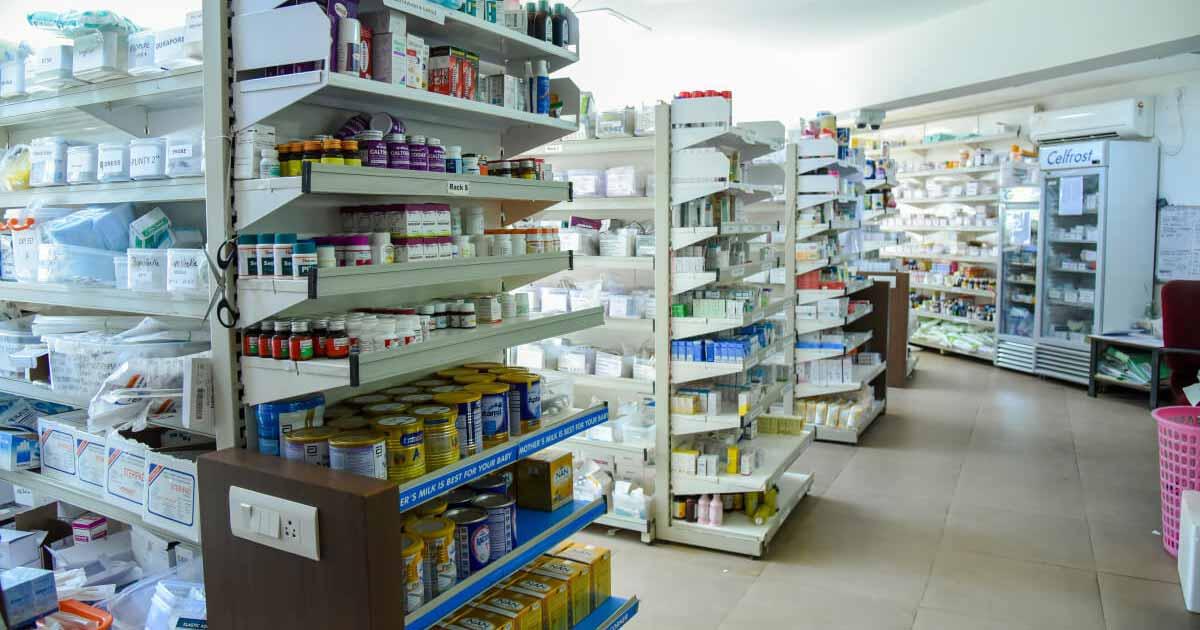Consideraciones en el diseño de farmacias dentro de hospitales