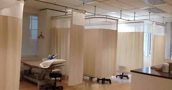 Cortinas Antibacterianas Son Más Que Control De Infecciones