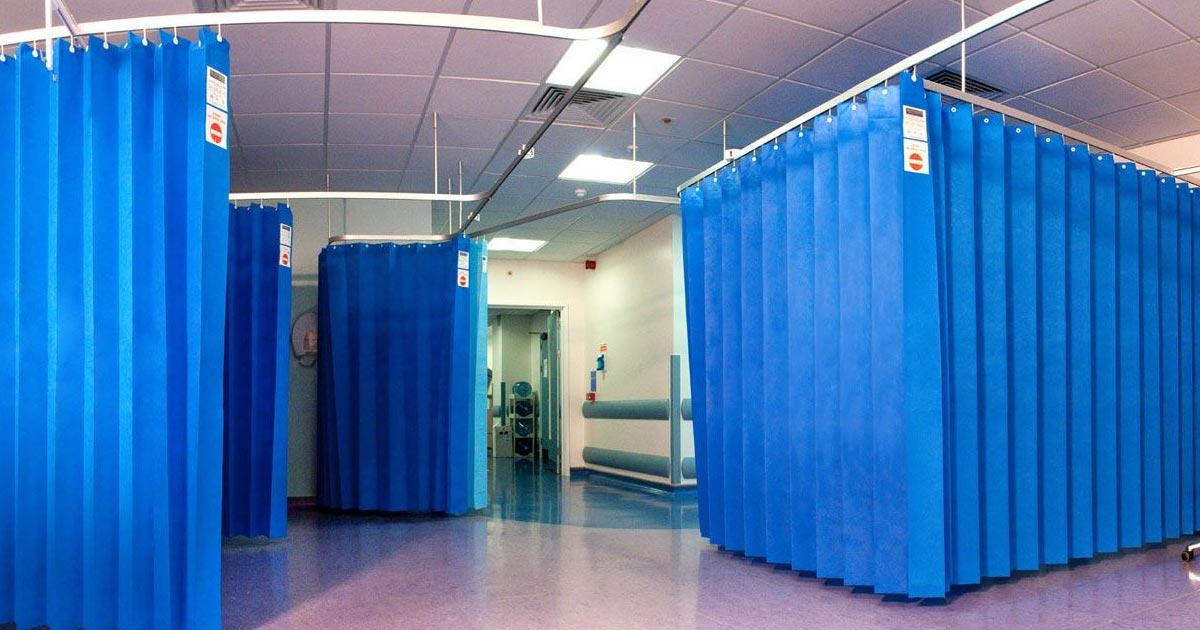 Cortinas antibacterianas un artículo de primera necesidad