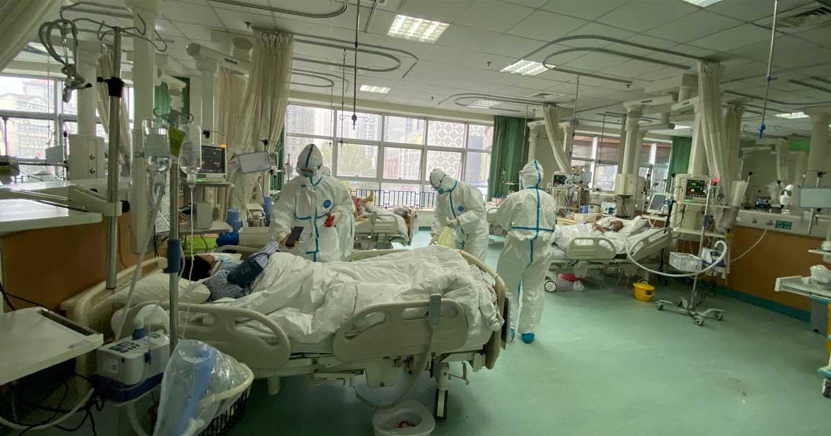 ¿Cuánto espacio asignar a las áreas de un hospital?