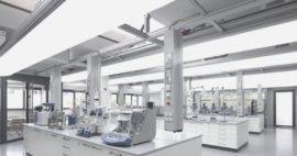 Diseño de la iluminación en un laboratorio clínico