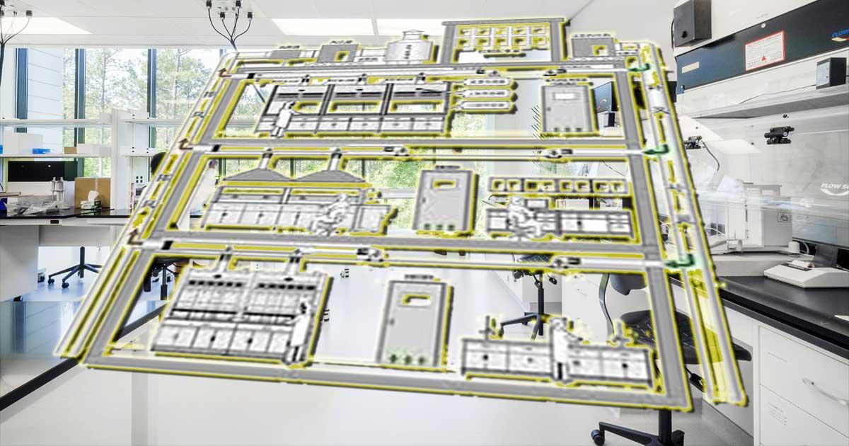 Diseño, construcción y equipamiento de un laboratorio clínico