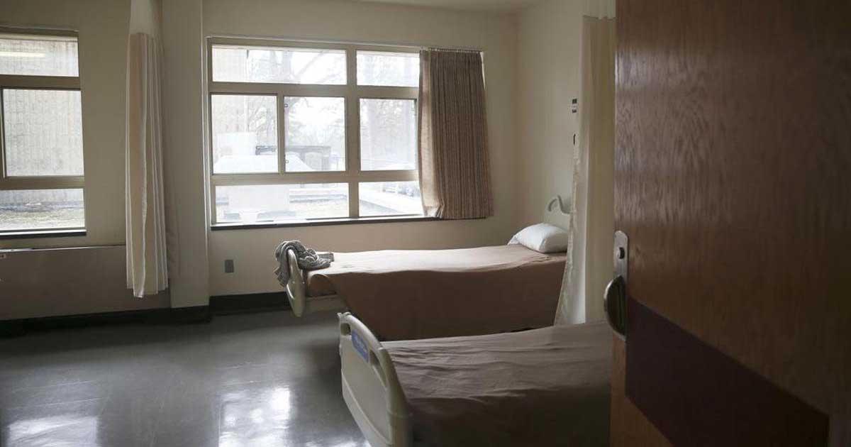 Diseño de ventanas en recintos psiquiátricos en pro de pacientes