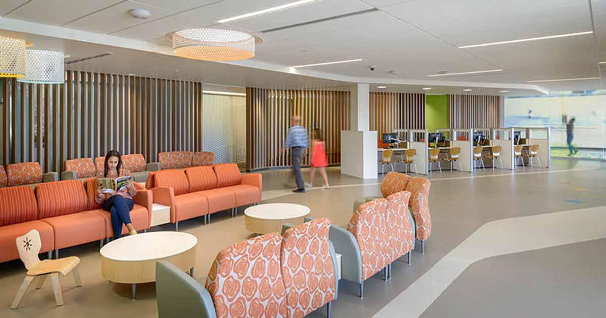 Diseño hospitalario enfocado a mejorar salas de espera
