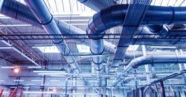 Diseño y mantenimiento de sistemas de ventilación hospitalario