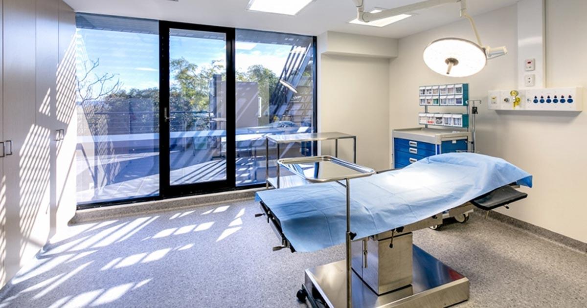 Efectos benéficos de la luz natural en los recintos hospitalarios