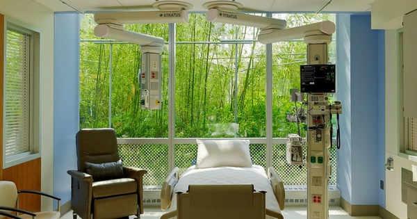 ¡El Poder Natural De La Luz Llego A Los Hospitales!