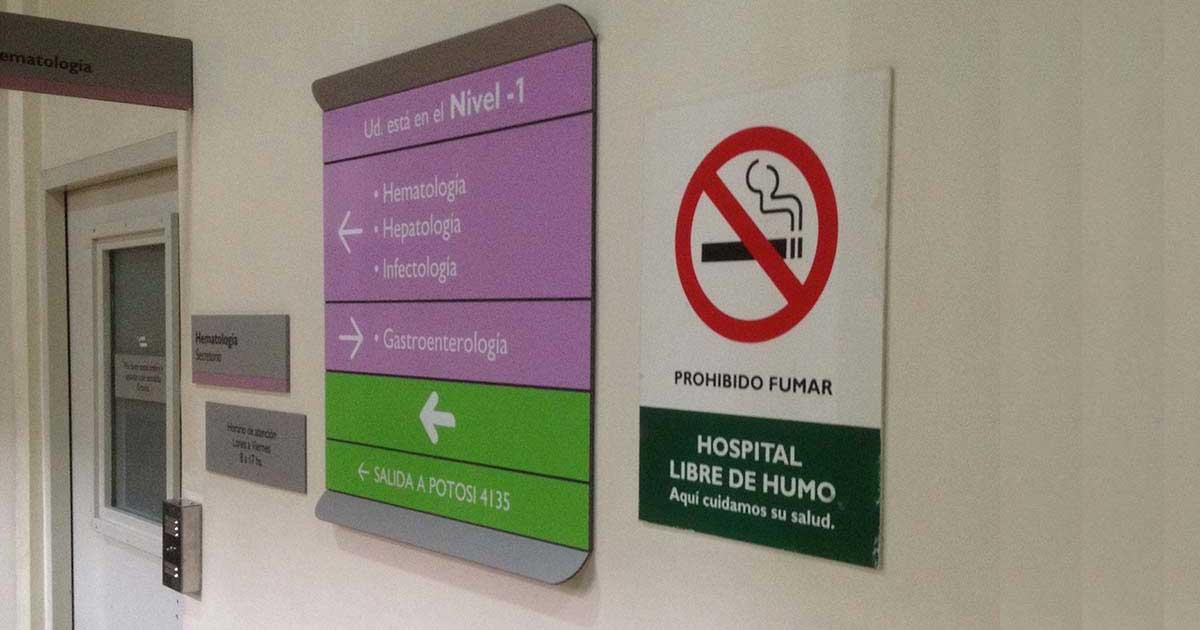 Enfoque holístico en el diseño de señalización en hospitales