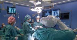 Espacio multicéntrico, cirugía y radiología en un mismo lugar