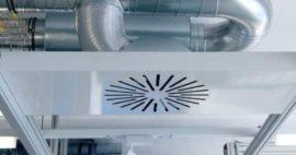 Estrategias de ventilación para los centros hospitalarios