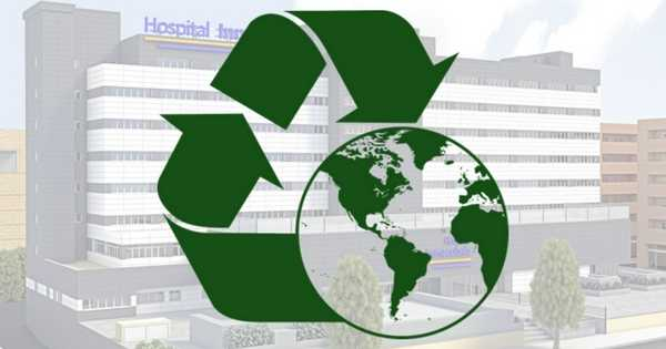 ¡Hospitales Modernos Cuidan Al Medio Ambiente!
