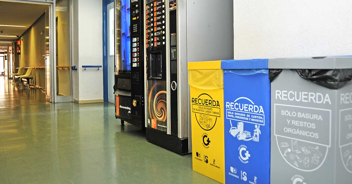 Ideas para eficientizar el reciclaje dentro de los Hospitales