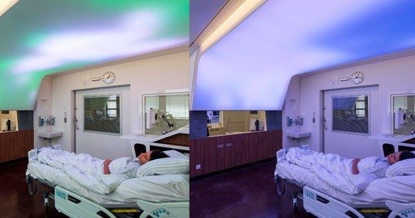 Iluminacion inteligente hospitales