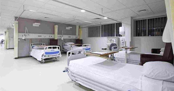 La iluminación adecuada mejora los centros de salud