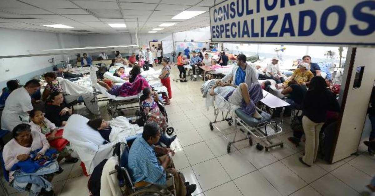 La necesidad de espacios para el cuidado de la salud pública